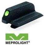 MeproLight Ruger GP100, Super Red Hawk. F.S, Green