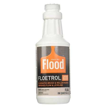 Flood Floetrol Quart FLD6-04 PPG (Best Rated Interior Paint)