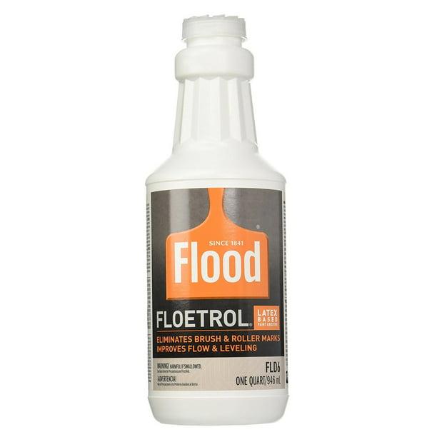 Flood Floetrol Quart Fld6 04 Ppg Walmart Com Walmart Com