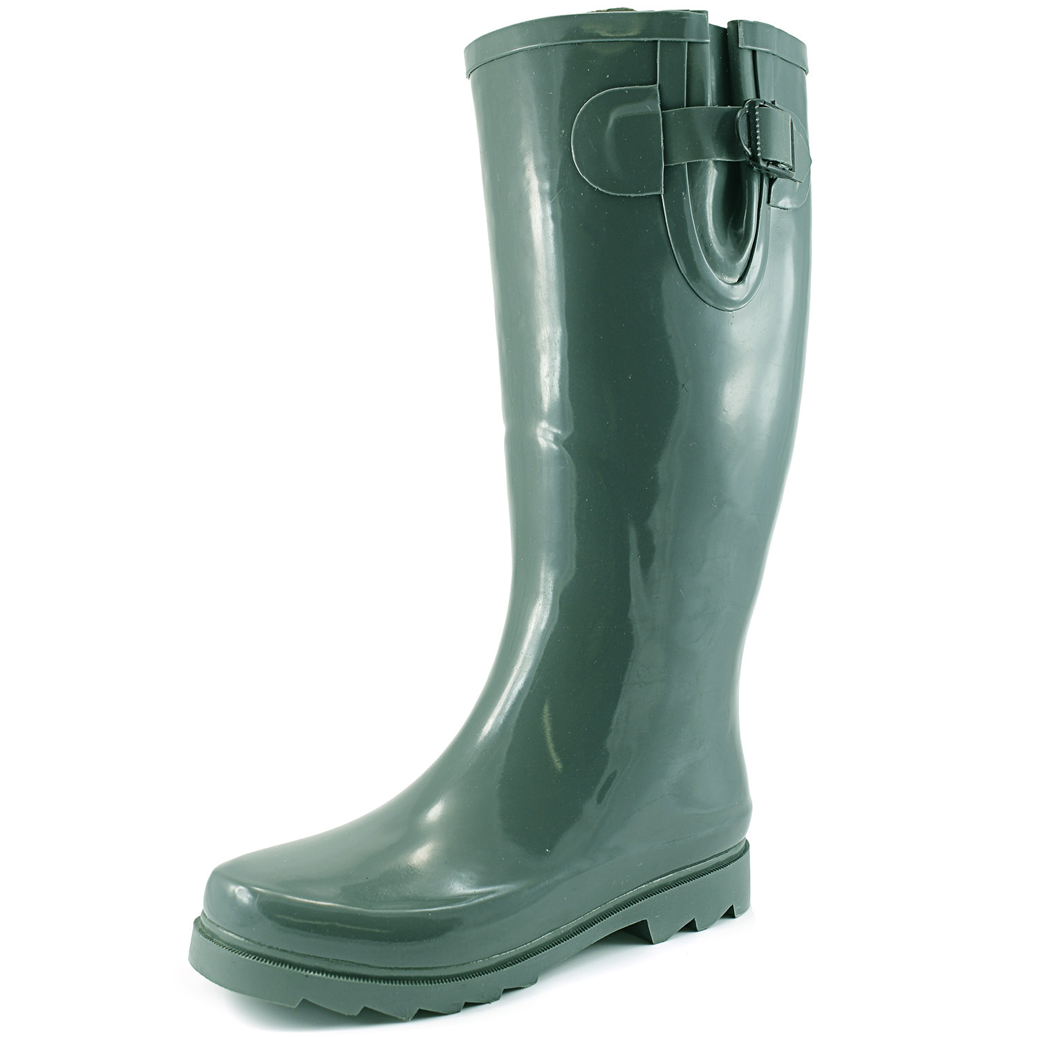 Women's Puddles Rain and Snow Boot Multi Color Mid Calf K...