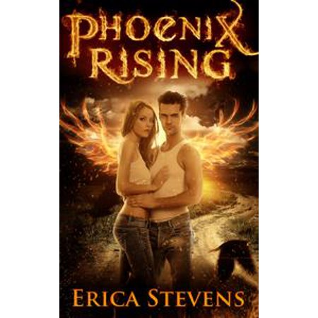 Phoenix Rising (Book 5 The Kindred Series) - eBook