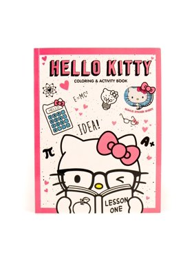 Product Image Hello Kitty Coloring Book 871a9a8fe5442