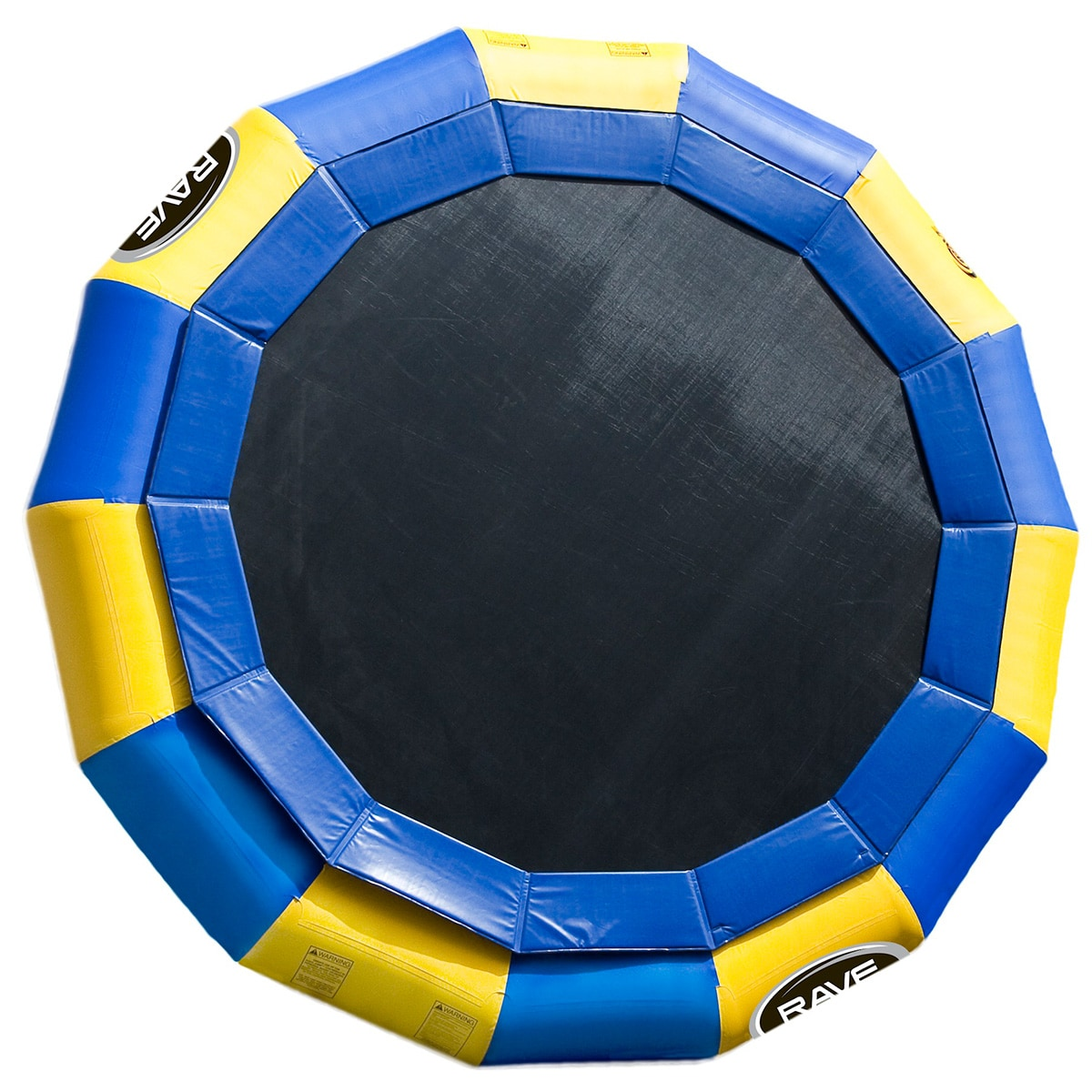 Rave Sports Aqua Jump Eclipse 200 Water Trampoline by Overstock
