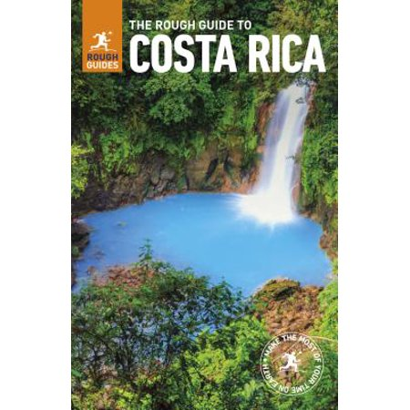The rough guide to costa rica - paperback: