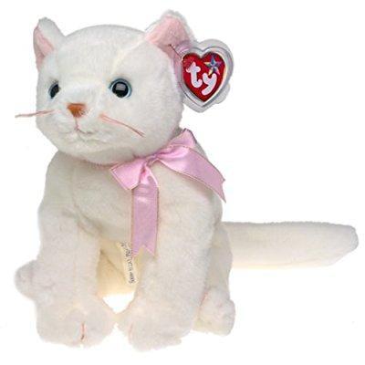Ty Beanie Buddies Flip   Cat