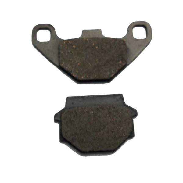 1994-2009 Kawasaki Ninja 500 500R EX500 Kevlar Carbon Rear Brake Pads by Volar Motorsport