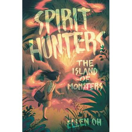 The Spirit Of Halloween (Spirit Hunters: The Island of Monsters)