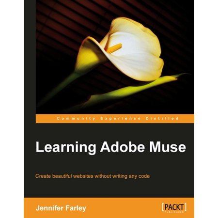 Learning Adobe Muse - eBook (Best Adobe Muse Websites)