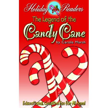 The Legend of the Candy Cane - The Candy Cane Story