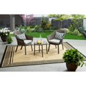 Better Homes and Gardens Cason Cove Contemporary Bistro Set