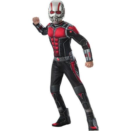 Ant Man Child Halloween Costume - Male Holloween Costumes
