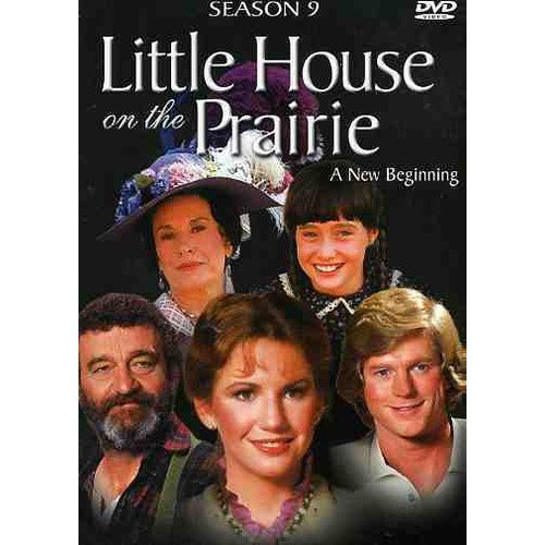 Little House on the Prairie - Season 9 dvd 2005, 6-Disc Set)