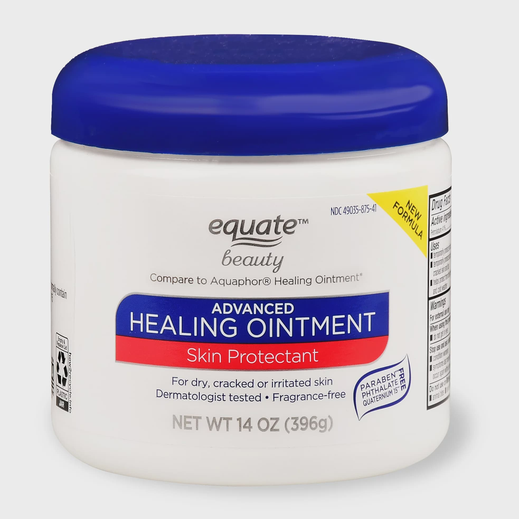 Equate Beauty Advanced Healing Ointment 14 Oz Walmartcom