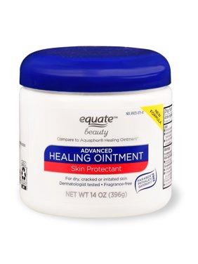 Equate Beauty Advanced Healing Ointment, 14 Oz