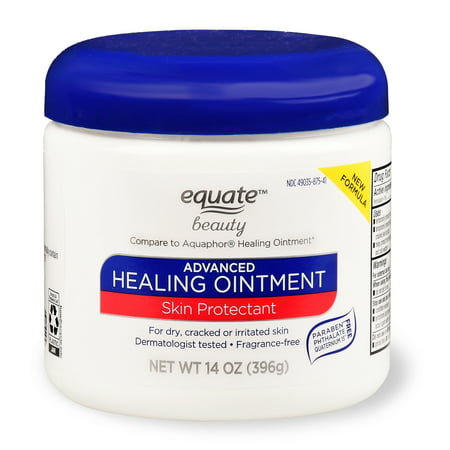 Equate Beauty Advanced Healing Ointment, 14 Oz