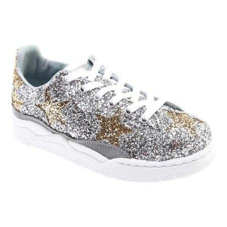 Glitter Star Shoe - Women's Chiara Ferragni Glitter Star Sneaker