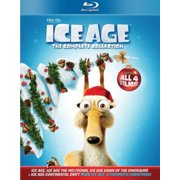 Ice Age: The Complete Collection Box Set (Blu-ray) (Widescreen)