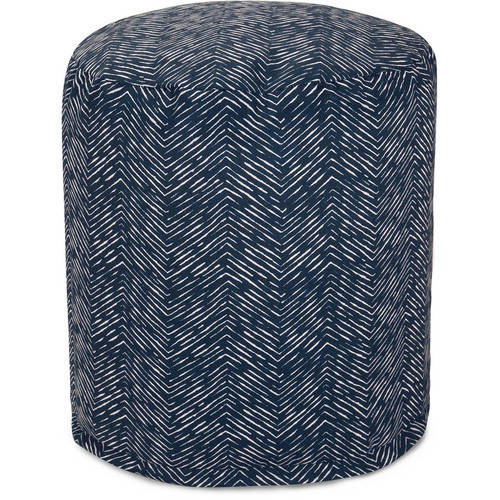 Majestic Home Goods SouthWest Indoor Outdoor Ottoman Pouf