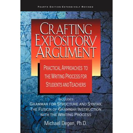 Crafting Expository Argument : Practical Approaches to the Writing Process for Students and Teachers](Teachers Pay Teachers Halloween Writing)