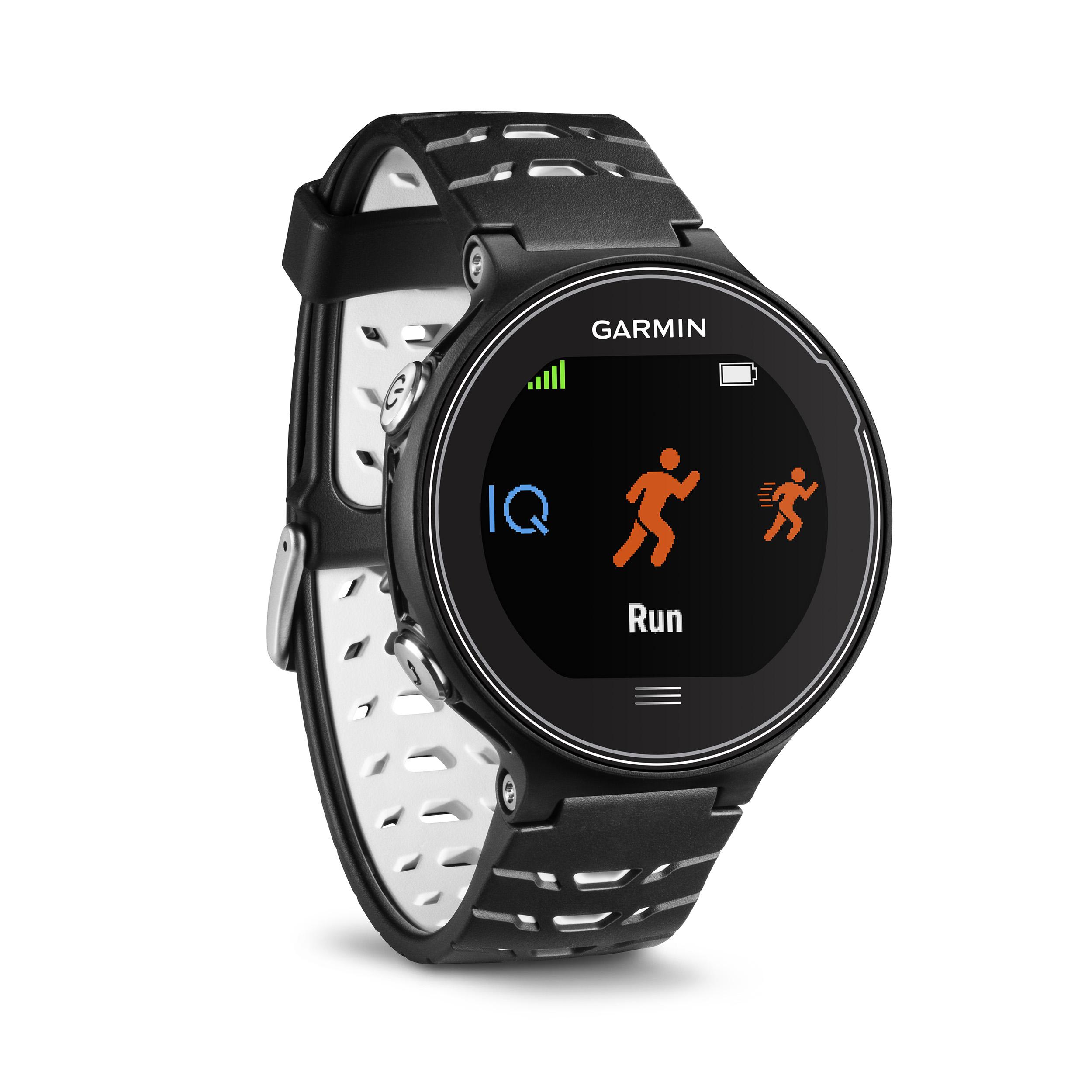 Garmin 010-03717-00 Forerunner 630 GPS Running Watch Black/White