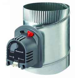 ARD10TZ    24V AUTOMATIC ROUND DAMPER (NORMALL