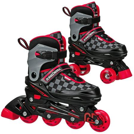 Roller Derby Boys Soft 2n1 3-6