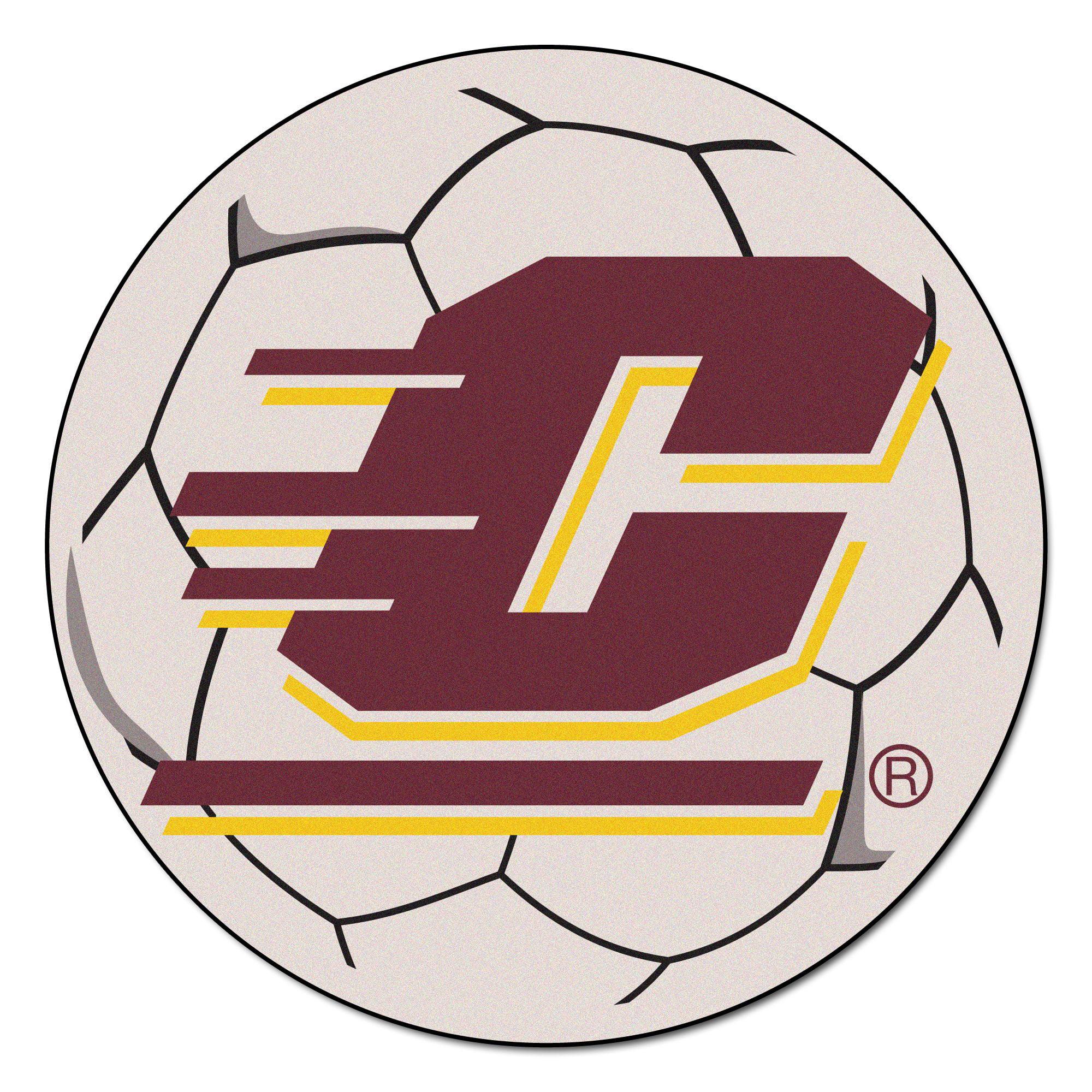 "Central Michigan Soccer Ball 27"" diameter"