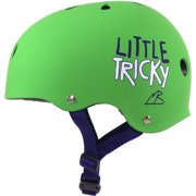 Triple Eight Lil Tricky Jr V2 Dual Certified Kids/Youth Bicycle/Skate Helmet with EPS Liner