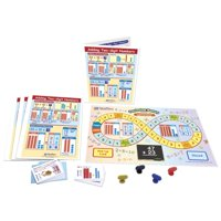NewPath Learning Adding Two-Digit Numbers Learning Center Game, Gr. 1 to 2