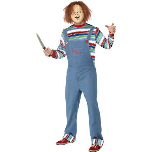 Smiffys Child's Play Chucky Costume Adult
