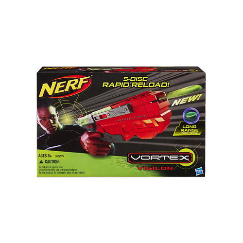 Hasbro Nerf Vortex Vigilon Blaster