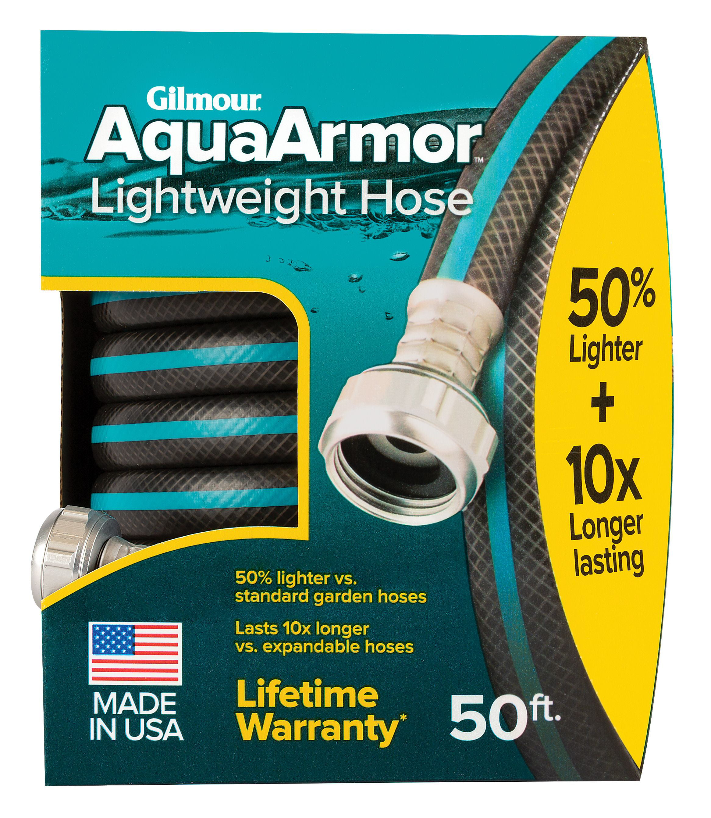 Redhorse Fuel Hose Fitting 1245-06-2; Reusable Swivel Black 06AN 06AN 45° to