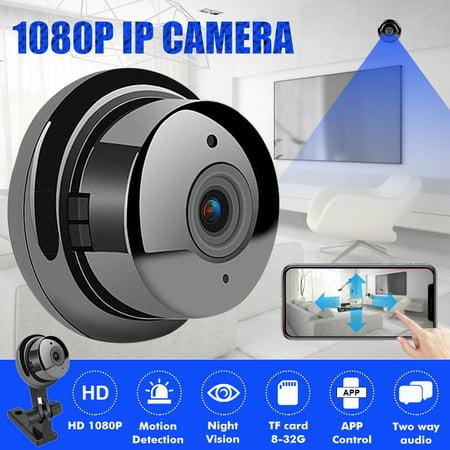 1080P Wireless IP Camera Wifi IR Night Vision Home Baby Monitor Security Camera Webcam Smart Home Video System Baby Pet Home (Best Webcam Security Camera)