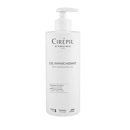 Cirepil Perron Rigot Pre-Post Epilation Refreshing Gel, 16.90 Ounce - image 2 de 2