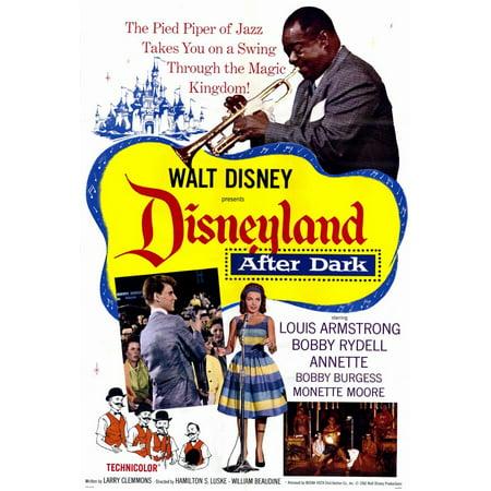 Disneyland After Dark - movie POSTER (Style A) (27