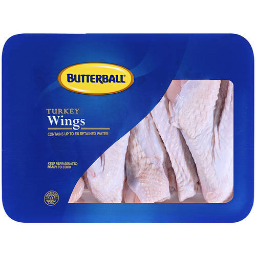 Butterball Turkey Wings, Fresh 1.0-2.0 lbs