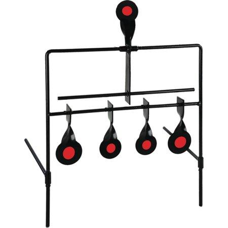 Metal Re-Setting Target (For Rimfire or Air Guns)