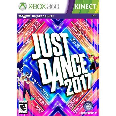 Just Dance 2017  Xbox 360  Ubisoft  887256023010