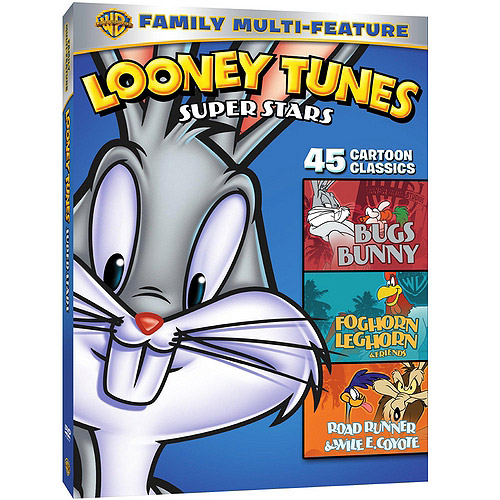 Looney Tunes: Super Stars: Bugs Bunny / Foghorn Leghorn & Friends / Road Runner & Wile E. Coyote (Widescreen)