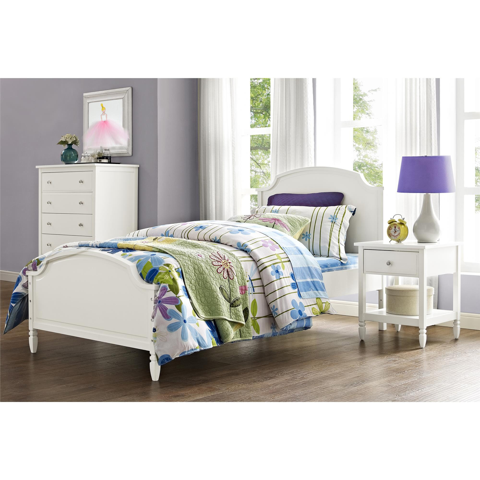 Better Homes and Gardens Lillian Twin Bed