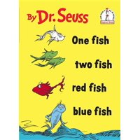 I Can Read It All by Myself Beginner Books (Hardcover): One Fish Two Fish Red Fish Blue Fish (Hardcover)
