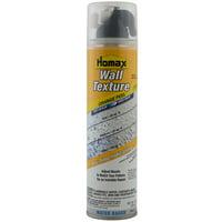 Homax Aerosol Wall Texture, Color Changing Orange Peel, 10 oz