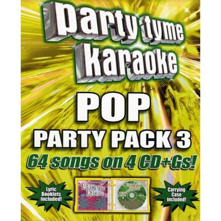 Party Tyme Karaoke Kids Party Pack