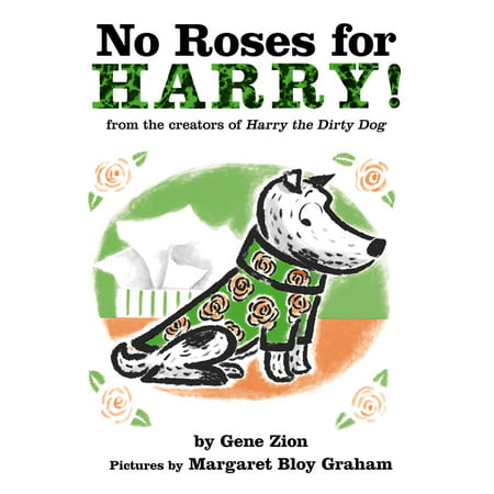 No Roses for Harry! (Board Book) Wooden Soldier Children Clothes