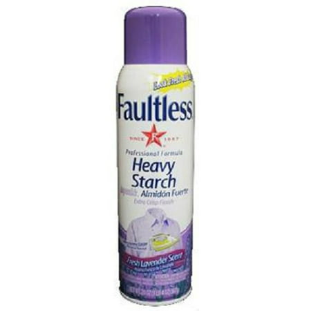Product Of Faultless, Heavy Starch - Fresh Lavender Scent, Count 1 - Starch / Grab Varieties & Flavors