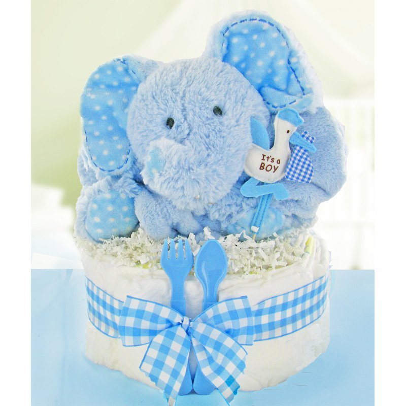 Wilton Baby Shower Diaper Cake Kit 1004 3140 Walmart Com