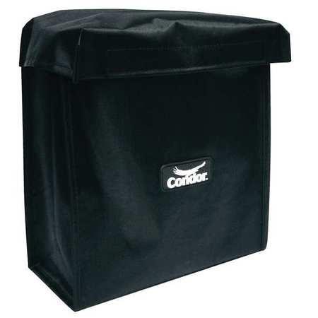 Condor  25F571 Black Respirator Storage Bag