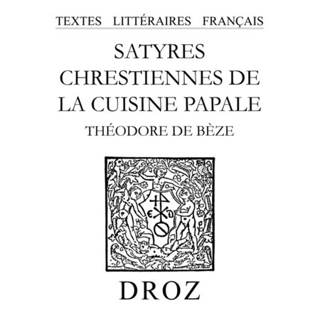 Satyr Horns (Satyres chrestiennes de la cuisine papale -)