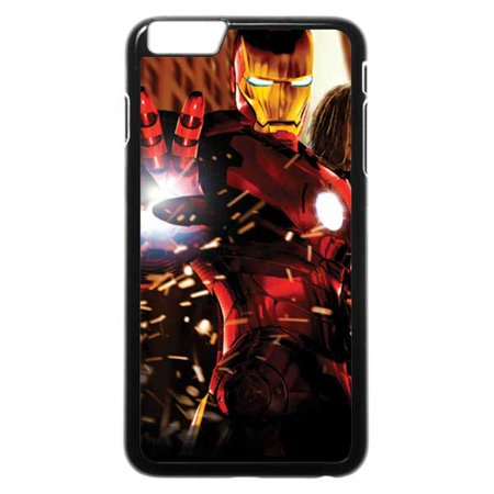 Iron Man 2 iPhone 7 Plus Case (I Phone 6 Case Iron Man)