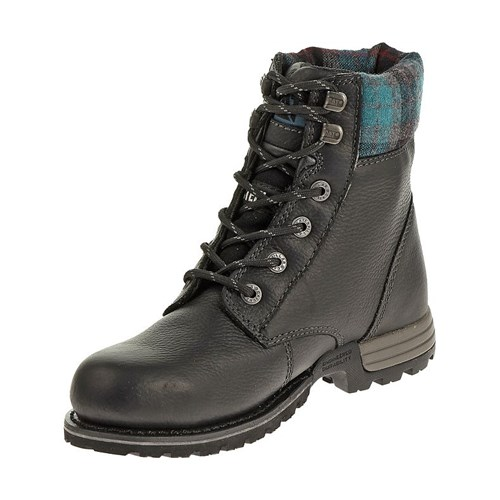 CAT Footwear Kenzie Steel Toe - Black 8.5(M) Kenzie Steel Toe Womens Work Boot